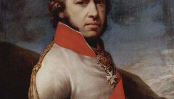 Портрет князя Бориса Голицына
