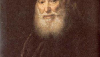 Портрет священника (Г.К. Левицкого?)