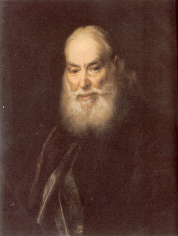 Портрет священника (Г.К2a28, Левицкий Дмитрий Григорьевич