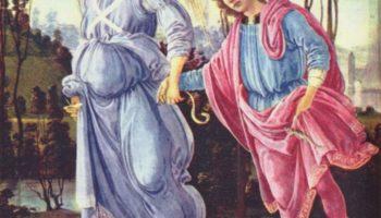 Товия и ангел
