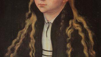 Магдалена Лютер, дочь Мартина Лютера