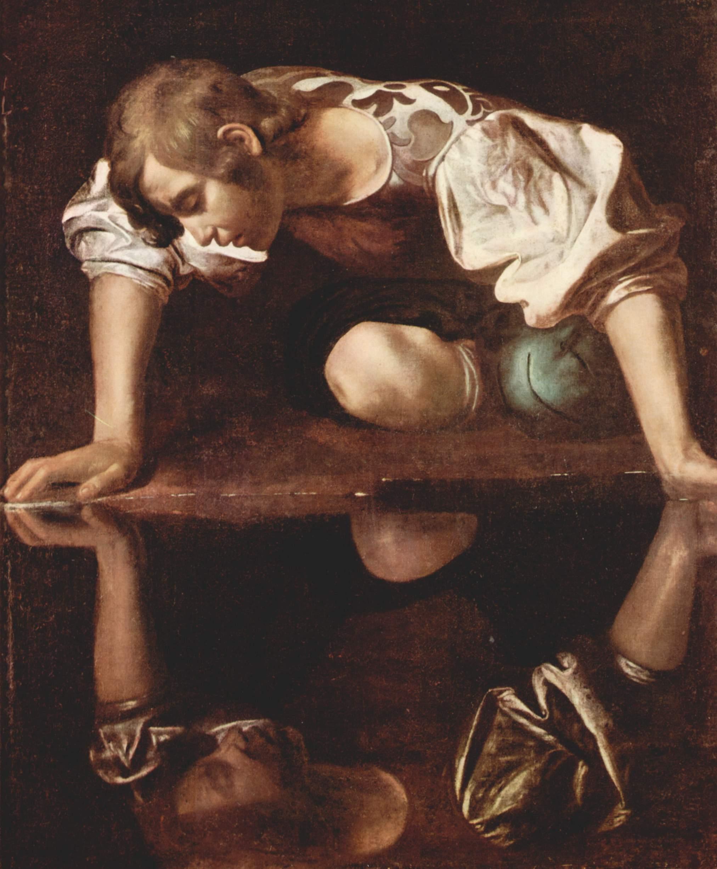 Нарцисс, Микеланджело Меризи де Караваджо