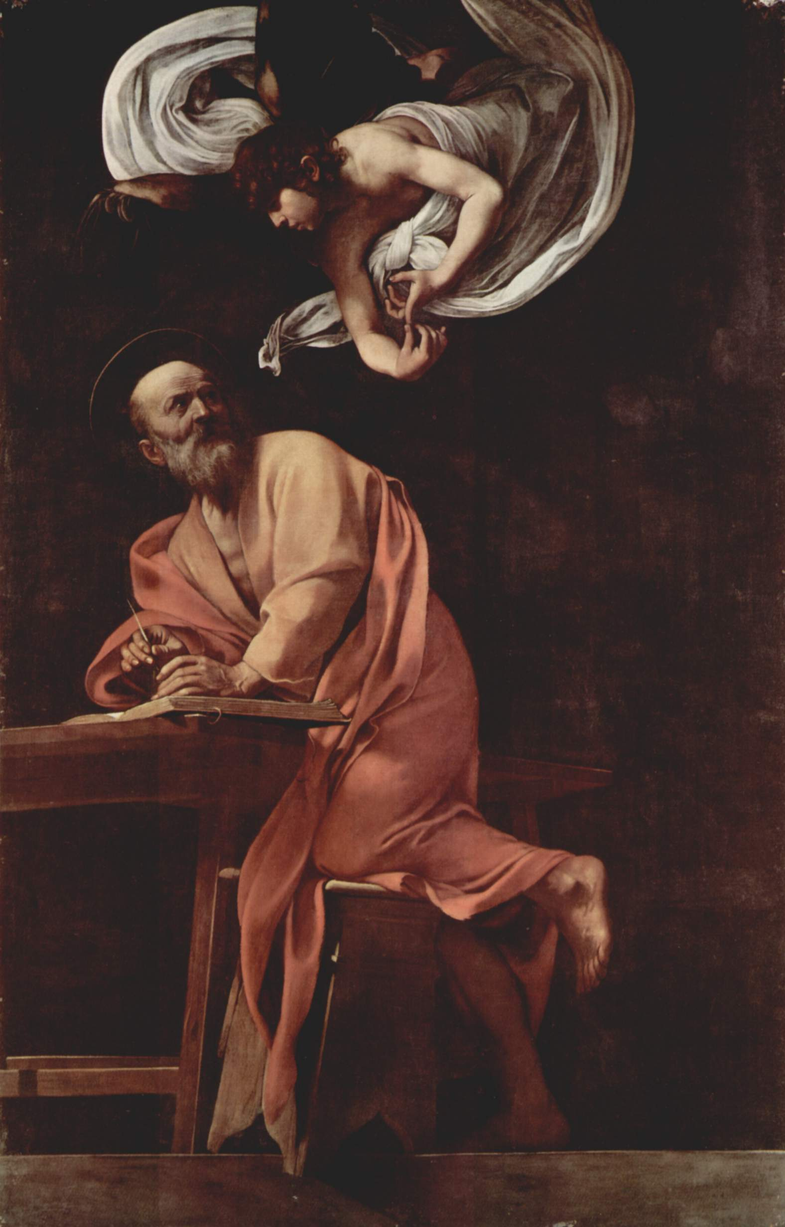 caravaggios paintings inspired - 656×1037