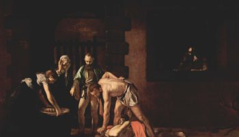 Усекновение головы Иоанна Предтечи, Ораториум кафедрального собора Сан Джованни Кавальери в Валлетте