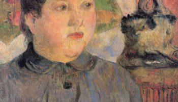Портрет мадам Александры Колер