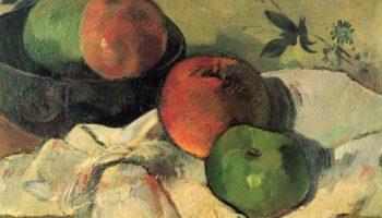 Яблоки в миске