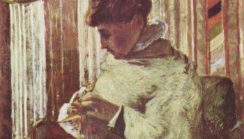 Портрет мадам Гоген