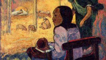 Рождение таитянского Христа