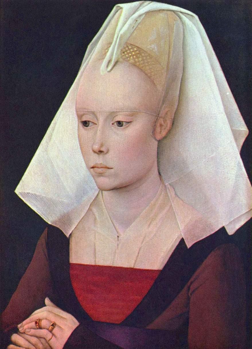 Портрет дамы, Рогир ван дер Вейден