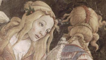 Фрески Сикстинской капеллы в Риме, Юность Моисея. Деталь