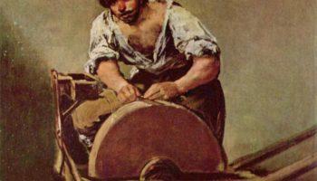 Точильщик (El Afilador)