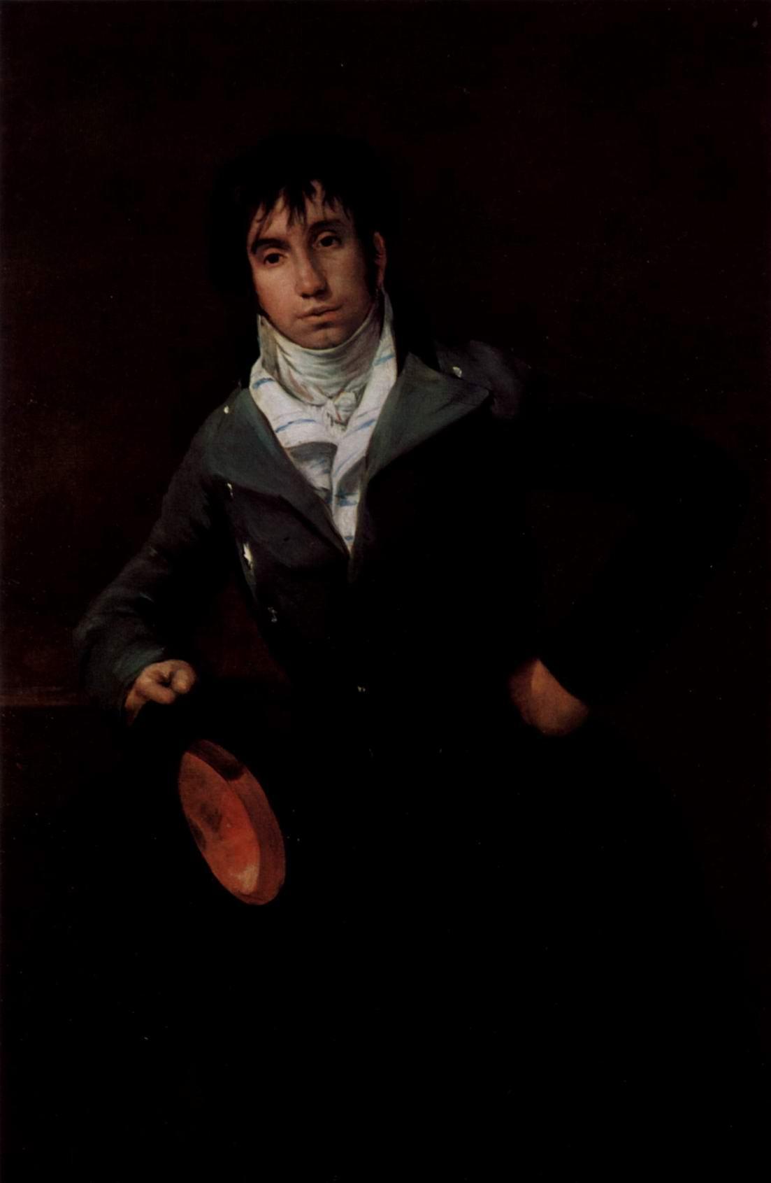 Портрет Бартоломе Суреда-и-Мизероль, Франсиско де Гойя-и-Лусьентес