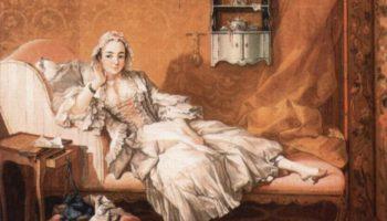 Портрет Мари-Жанне Бюзо, жены художника