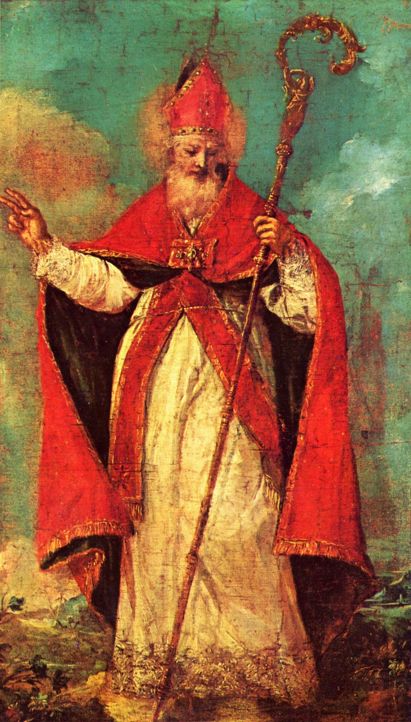 Св. Николай, Франческо Гварди