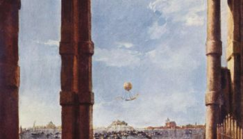 Подъем воздушного шара