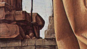 Алтарь Гриффони, первоначально Капелла Гриффони в церкви Сан Петронио в Болонье, левая створка