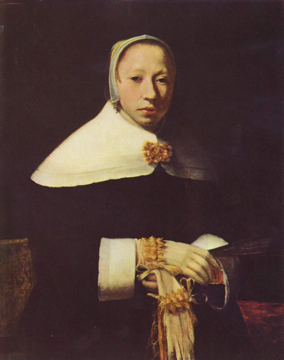 Женский портрет, Ян Вермеер Делфтский