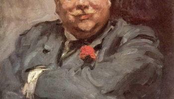 Портрет Николая Дмитриевича Чичагова