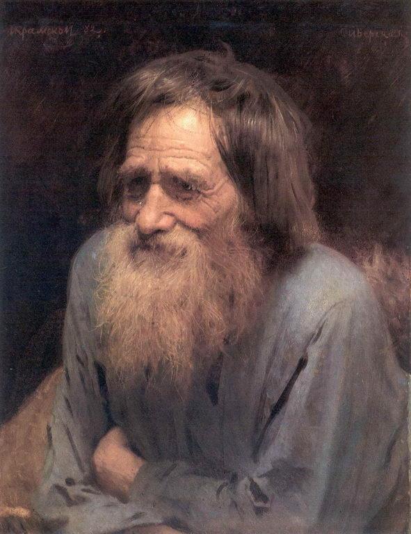 Мина Моисеев, Крамской Иван Николаевич