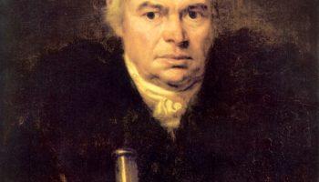 Портрет отца художника Адама Карловича Швальбе