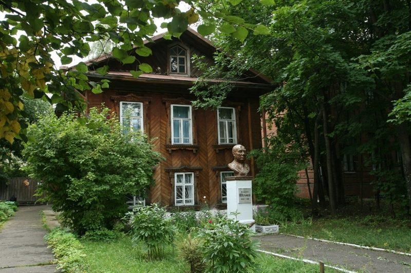 Дом-музей академика Н.В. Мельникова