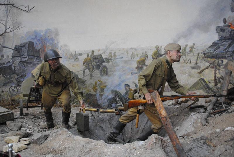 Фото музея Боевой Славы