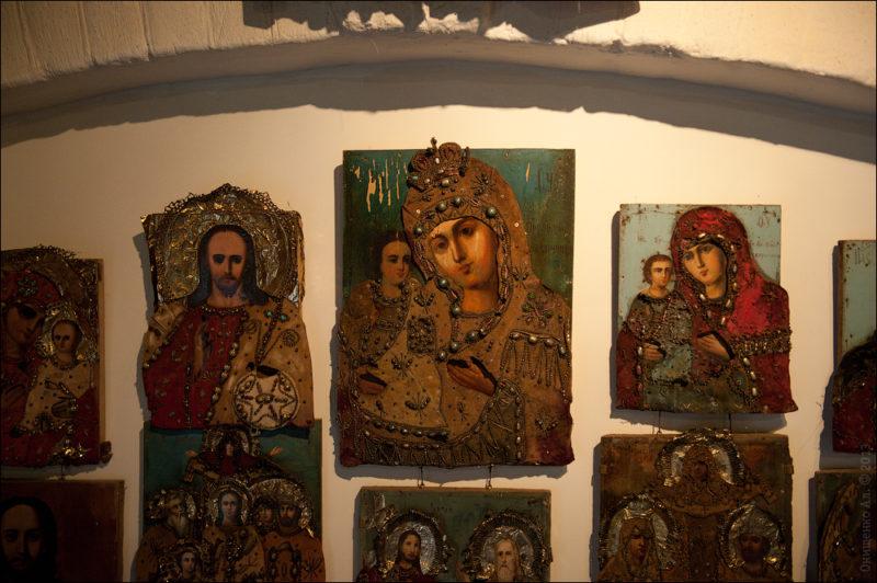 Иконы музея