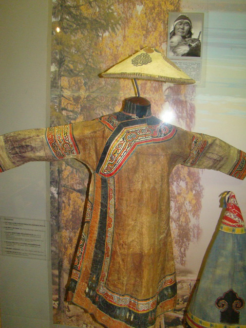 Одежда народов Приамурья