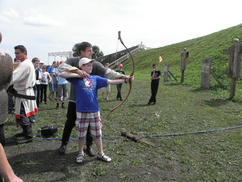 Театрализованная экскурсия «В гостях у Князя Новоторжского»
