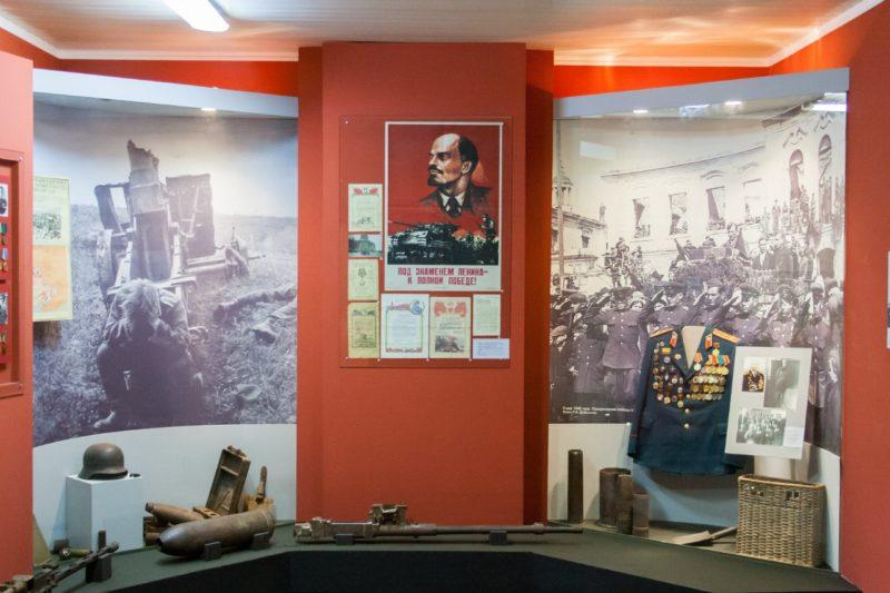Фотографии и документы, посвященные Великой Отечественной войне