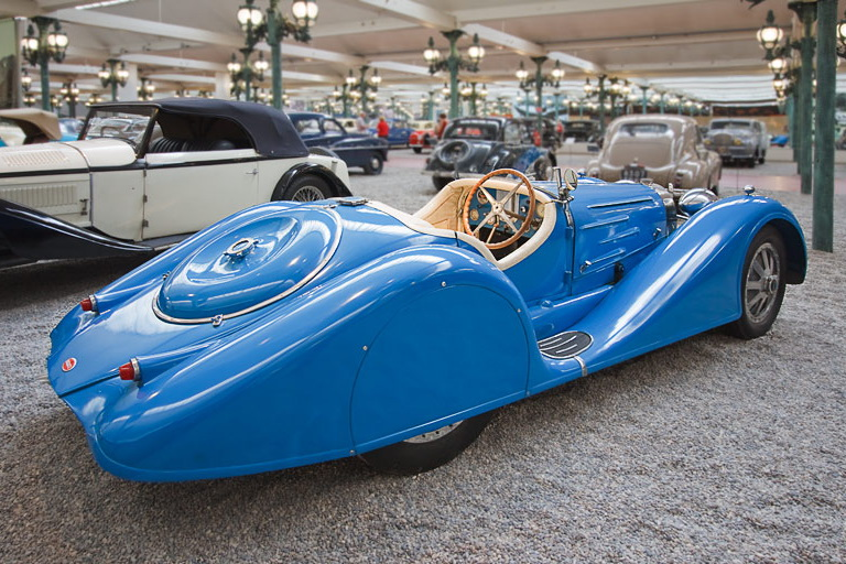 Музей автомобилей в Мюлузе