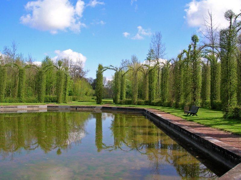 Парк Белёй