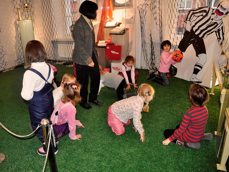 Экскурсии для детей дошкольного возраста