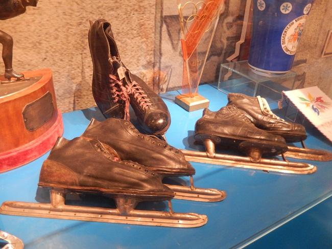 Спортивная обувь музея спорта