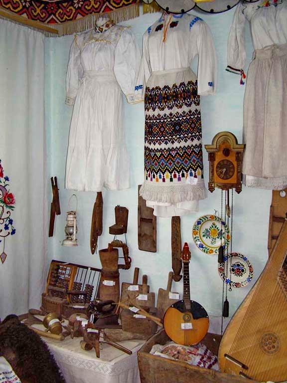 Региональный музей этнографии