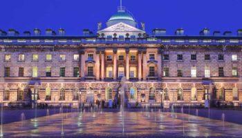 Сомерсет-хаус в Лондоне